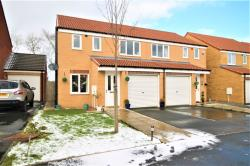 Semi Detached House For Sale  Stockton-On-Tees Durham TS21