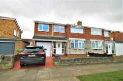 Semi Detached House For Sale Thornaby Stockton-On-Tees Cleveland TS17