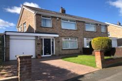 Semi Detached House For Sale Fairfield Stockton-On-Tees Cleveland TS19