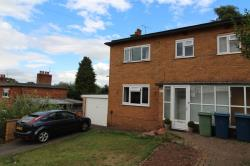 Semi Detached House For Sale  STONE Staffordshire ST15