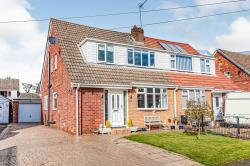 Semi Detached House For Sale  Cherry Burton East Riding of Yorkshire HU17