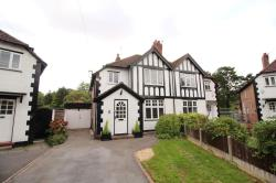 Semi Detached House For Sale Timperley Altrincham Greater Manchester WA15