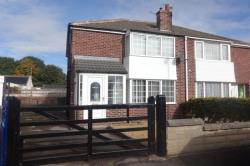 Semi Detached House To Let Streethouse Pontefract West Yorkshire WF7