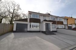 Semi Detached House For Sale Lordswood Chatham Kent ME5
