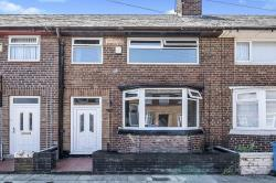 Terraced House To Let Tuebrook Liverpool Merseyside L13