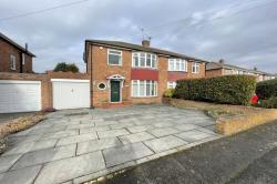 Semi Detached House For Sale Gosforth Newcastle Upon Tyne Tyne and Wear NE3