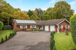 Detached Bungalow For Sale Higher Heath Whitchurch Shropshire SY13