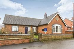 Detached Bungalow For Sale Calverhall Whitchurch Shropshire SY13