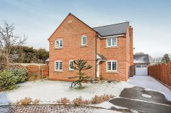 Detached House For Sale Tilstock Whitchurch Shropshire SY13