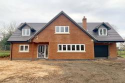 Detached House For Sale Prees Whitchurch Shropshire SY13