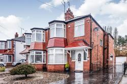 Semi Detached House For Sale Willerby Hull East Riding of Yorkshire HU10