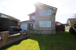 Detached House For Sale  Marchwiel Wrexham LL13