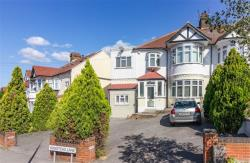 Semi Detached House For Sale  Ilford Essex IG1