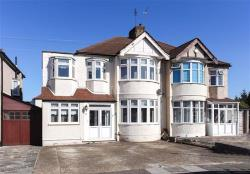 Semi Detached House For Sale  Clayhall Essex IG5
