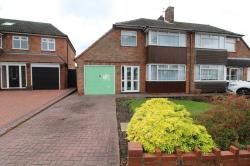 Semi Detached House For Sale  Dudley Staffordshire DY3