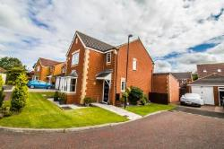 Detached House For Sale  Houghton le Spring Tyne and Wear DH4