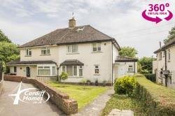 Semi Detached House For Sale  Caerphilly Glamorgan CF14