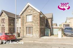 End Terrace House For Sale  Newport Gwent NP19