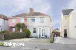 Semi Detached House For Sale  Broadstreet Common Gwent NP19