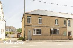 End Terrace House For Sale  Wattsville Gwent NP11