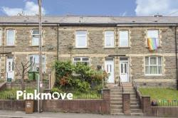 Terraced House For Sale  Wattsville Gwent NP11