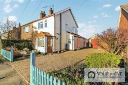 Semi Detached House For Sale  Bungay Suffolk NR35