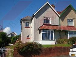 Semi Detached House To Let  Sketty West Glamorgan SA2