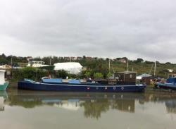 Houseboat For Sale  Benfleet Essex SS8