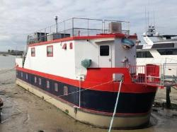 Houseboat For Sale  Burnham-on-Crouch Essex CM0