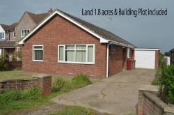 Semi - Detached Bungalow For Sale Wroot Doncaster Lincolnshire DN9