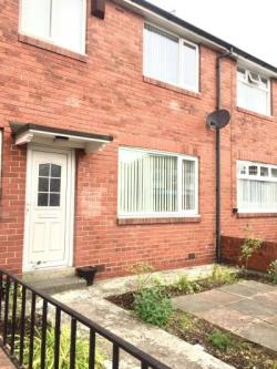 Terraced House To Let Chirton North Shields Tyne and Wear NE29