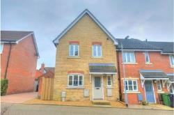 Semi Detached House For Sale  Long stratton Norfolk NR15